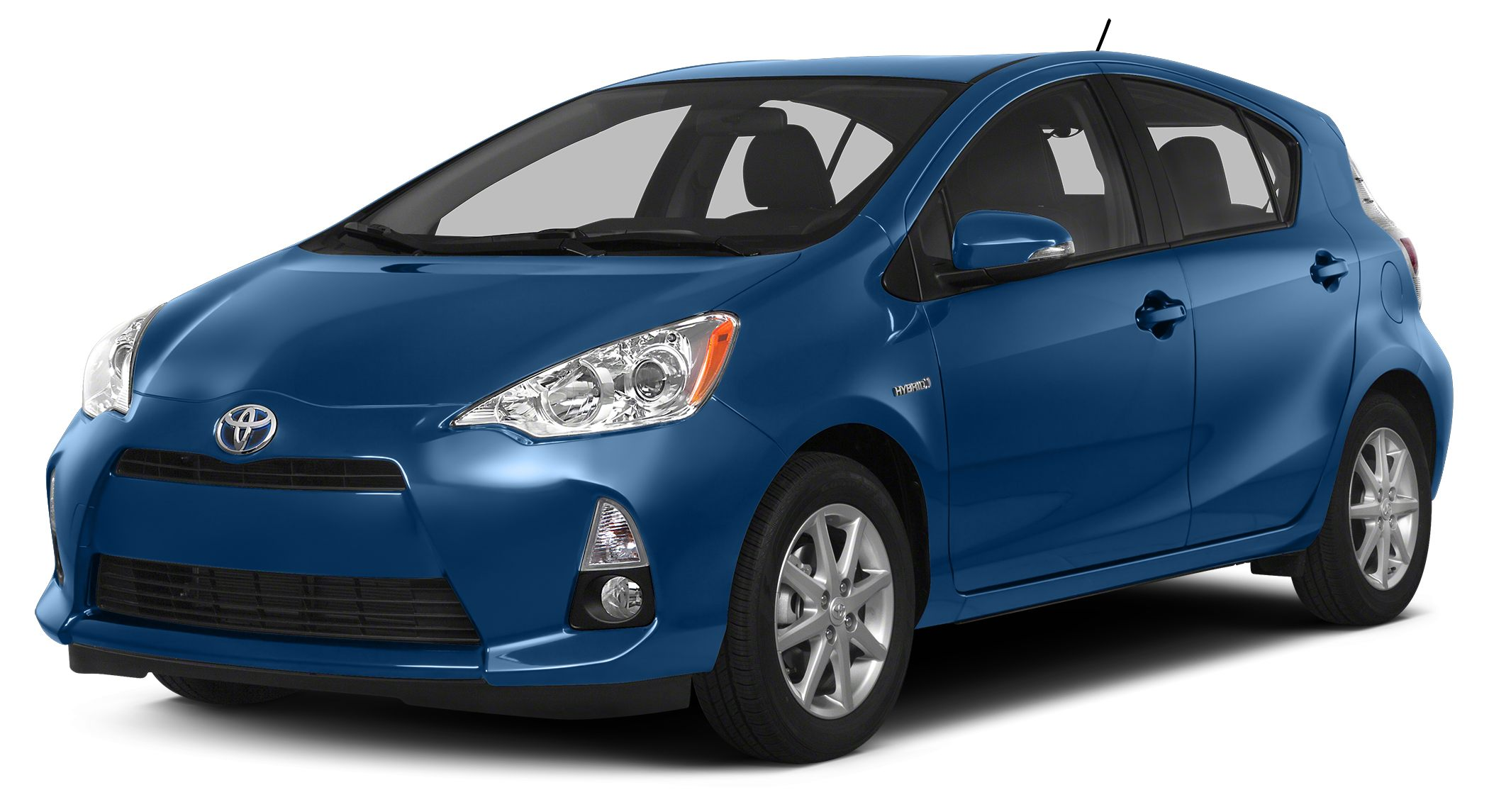 2014 Toyota Prius c Two CARFAX 1-Owner ONLY 29592 Miles EPA 46 MPG Hwy53 MPG City Two trim B