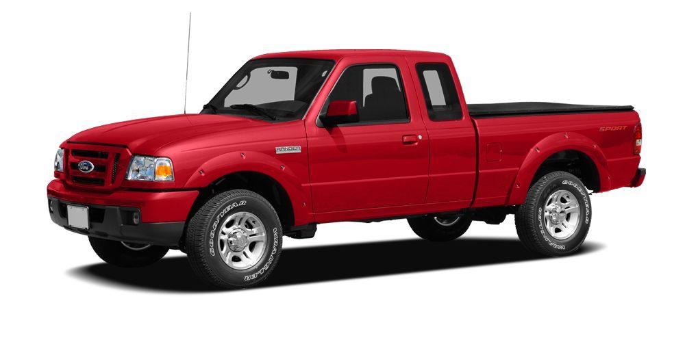 2008 Ford Ranger XLT 2600 below Kelley Blue Book LOW MILES - 64946 12000 Mile Warranty Alloy