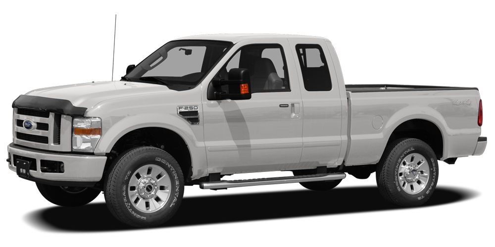 2008 Ford F-250 XLT Miles 52667Color Oxford White Clearcoat Stock 2184 VIN 1FTSX21598ED45990