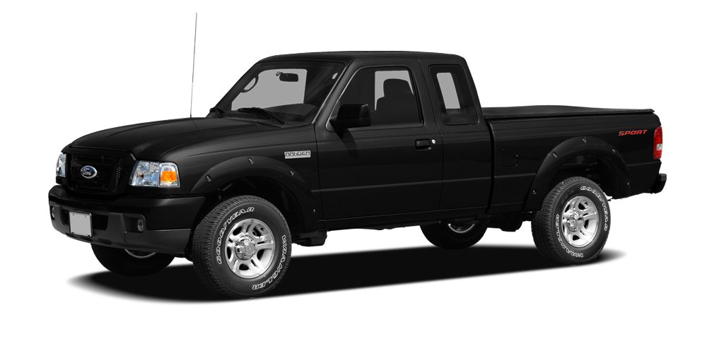 2008 Ford Ranger XLT Win a bargain on this 2008 Ford Ranger Sport before someone else takes it hom