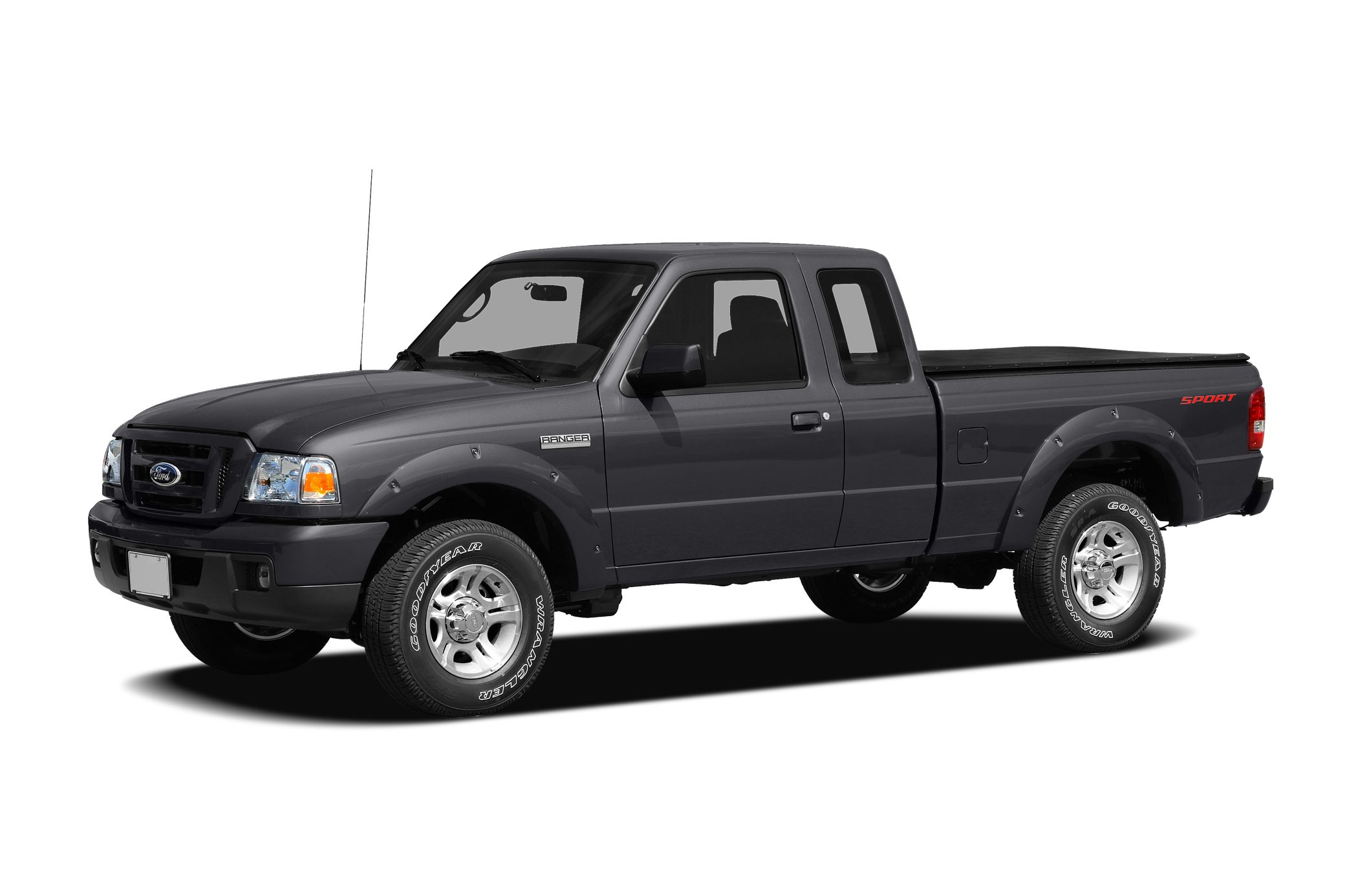 2008 Ford Ranger  ONLY 61058 Miles 12000 Mile Warranty CARFAX 1-Owner FX4 Off-Rd trim Running