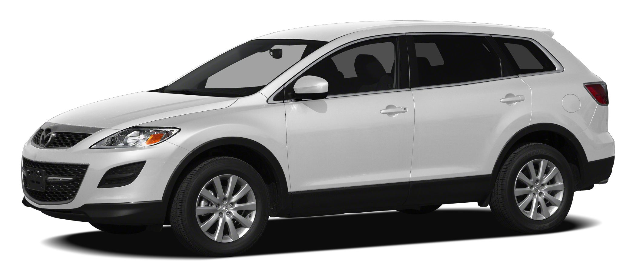 2012 Mazda CX-9 Touring Miles 38038Color Crystal White Pearl Mica Stock 155422A VIN JM3TB3CV