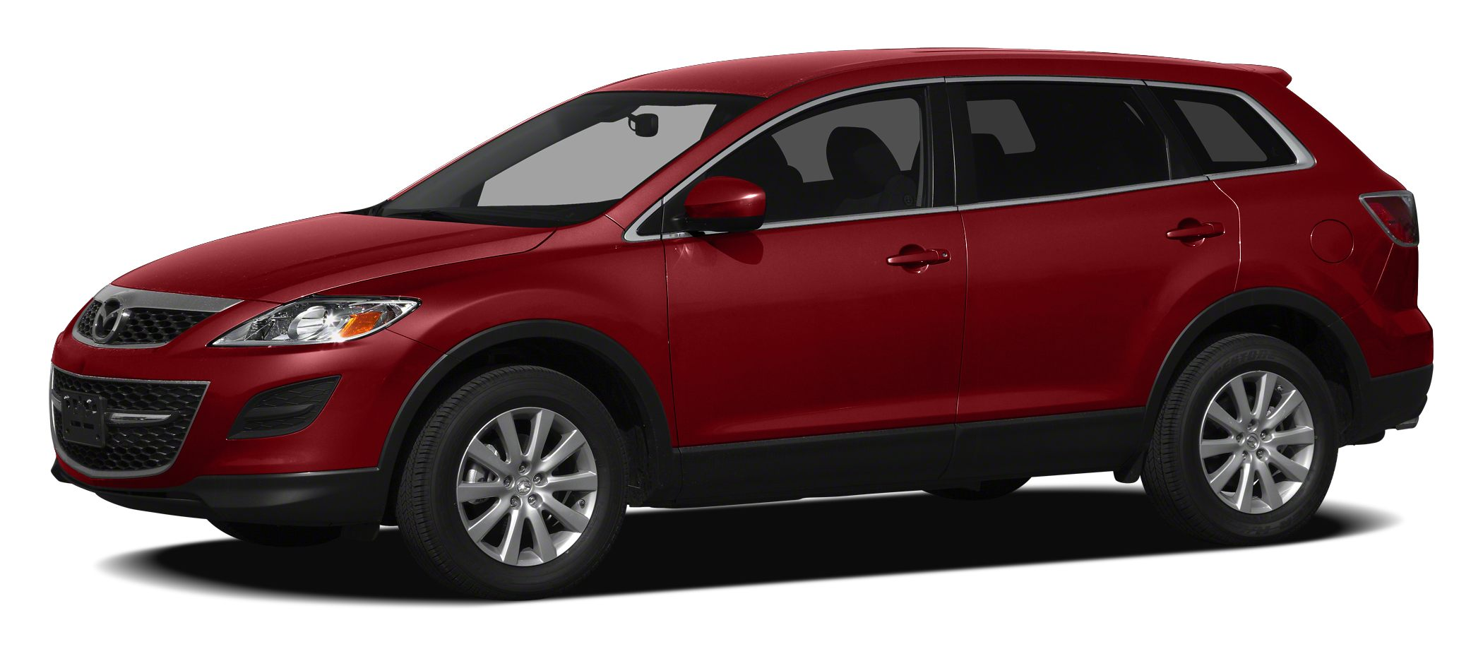 2012 Mazda CX-9 Touring Miles 37321Color Copper Red Mica Stock ZP366538 VIN JM3TB2CA5C036653