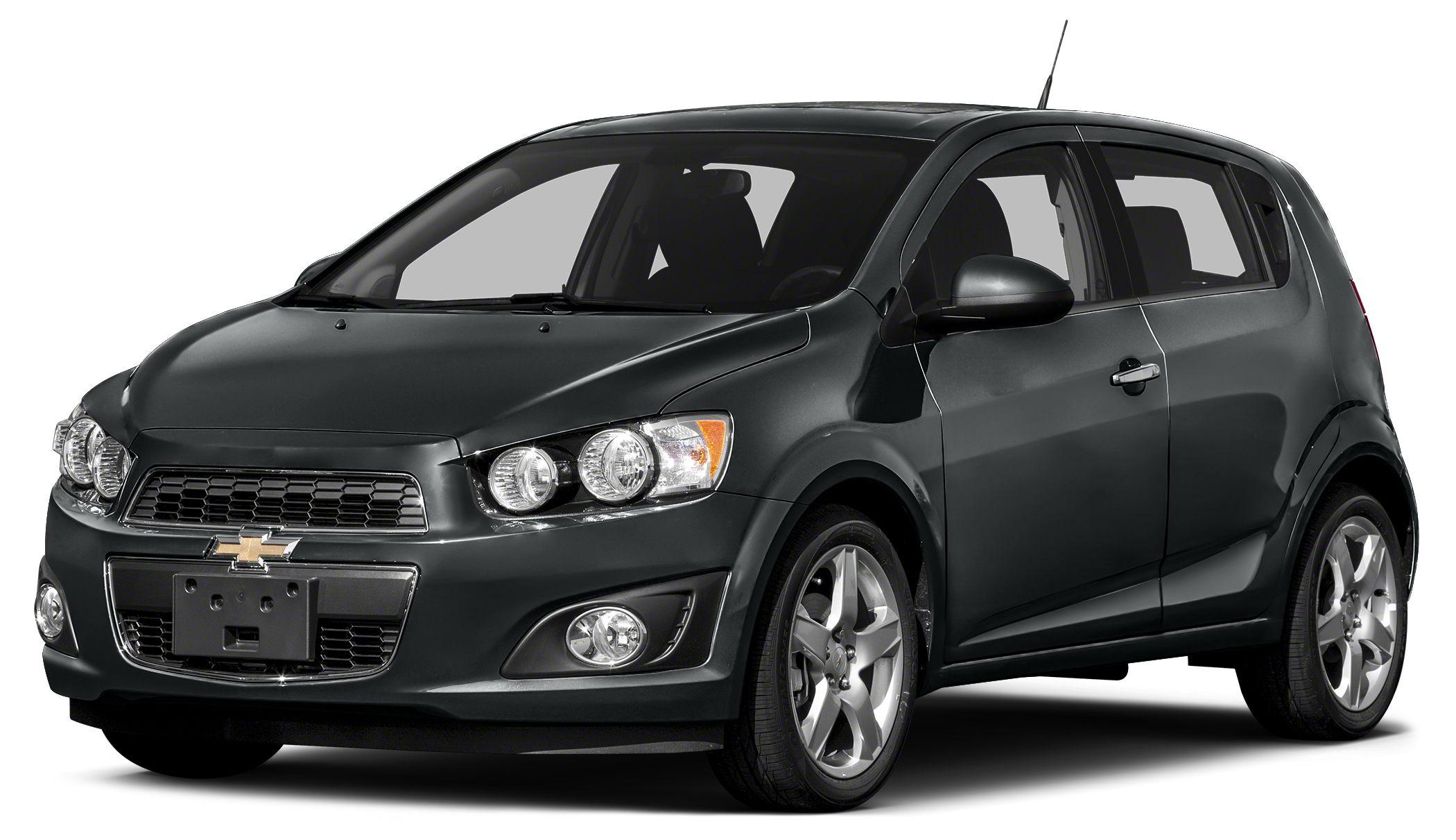 2015 Chevrolet Sonic LTZ Miles 44665Color Gray Stock U2383 VIN 1G1JE6SB7F4202173