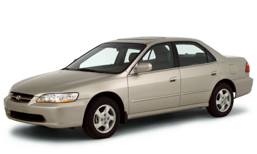 2000 Honda Accord 23 EX Win a score on this 2000 Honda Accord Sdn EX before its too late Spacio