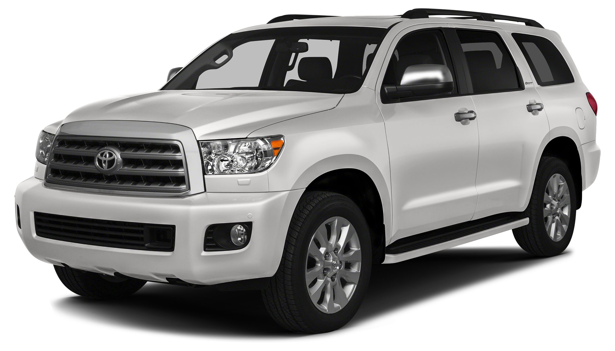 2015 Toyota Sequoia Limited Drive this trusty Limited 57L V8 home today Wont last long Opti