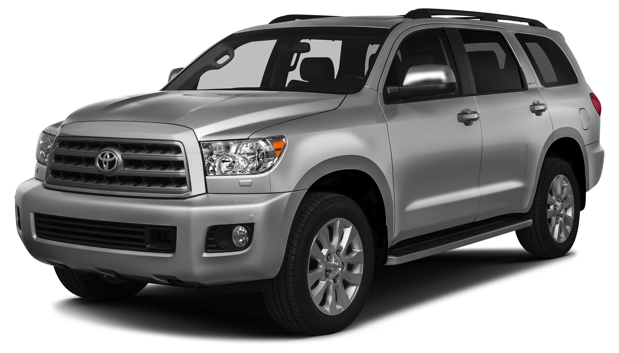 2016 Toyota Sequoia SR5 If you need the people hauling and pulling power afforded by a large SUV