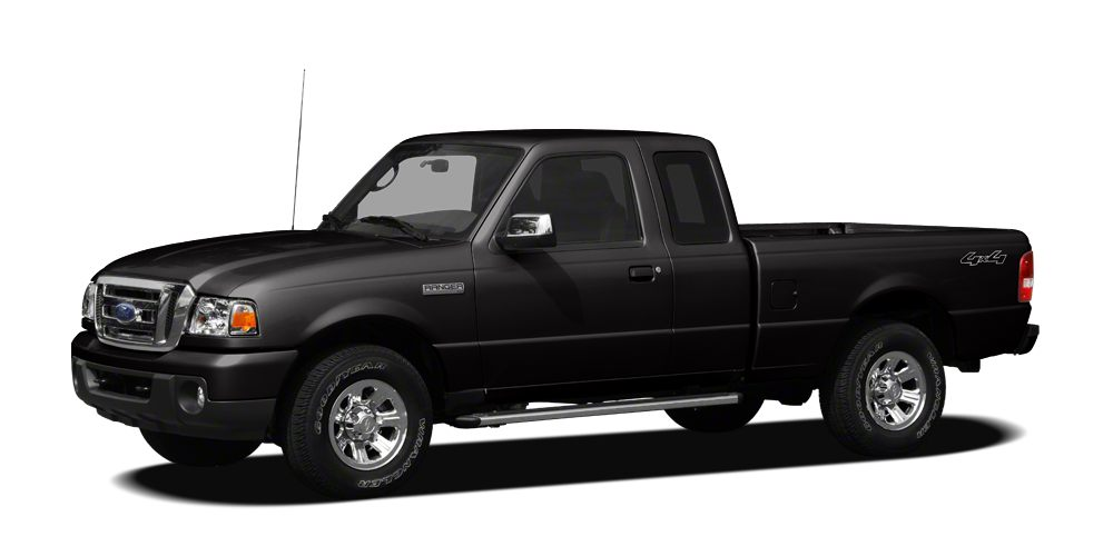 2010 Ford Ranger XLT ABS brakes AMFM radio SIRIUS Electronic Stability Control Illuminated en