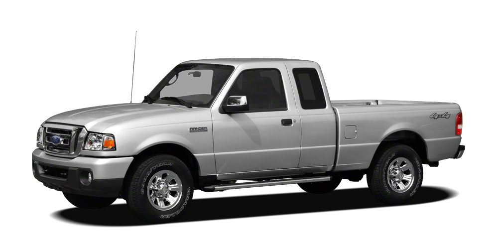 2010 Ford Ranger XLT LOCAL TRADE LOWMILES GREAT CONDITION RELIABLEOW MILES A MUST SEE Snatc