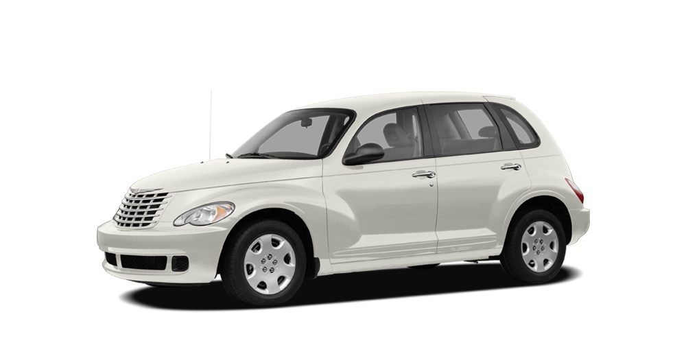 2009 Chrysler PT Cruiser LX Recent Arrival Odometer is 35357 miles below market average Miles
