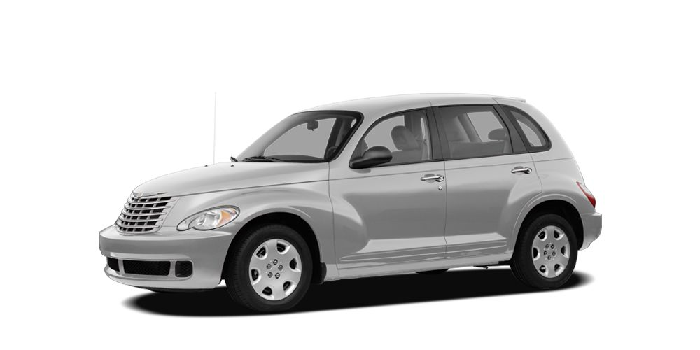 2009 Chrysler PT Cruiser LX Miles 88076Color Bright Silver Clearcoat Metallic Stock L15810A V