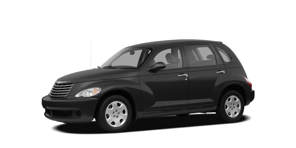 2009 Chrysler PT Cruiser LX Miles 108671Color Black Stock SB17274A VIN 3A8FY48939T519808