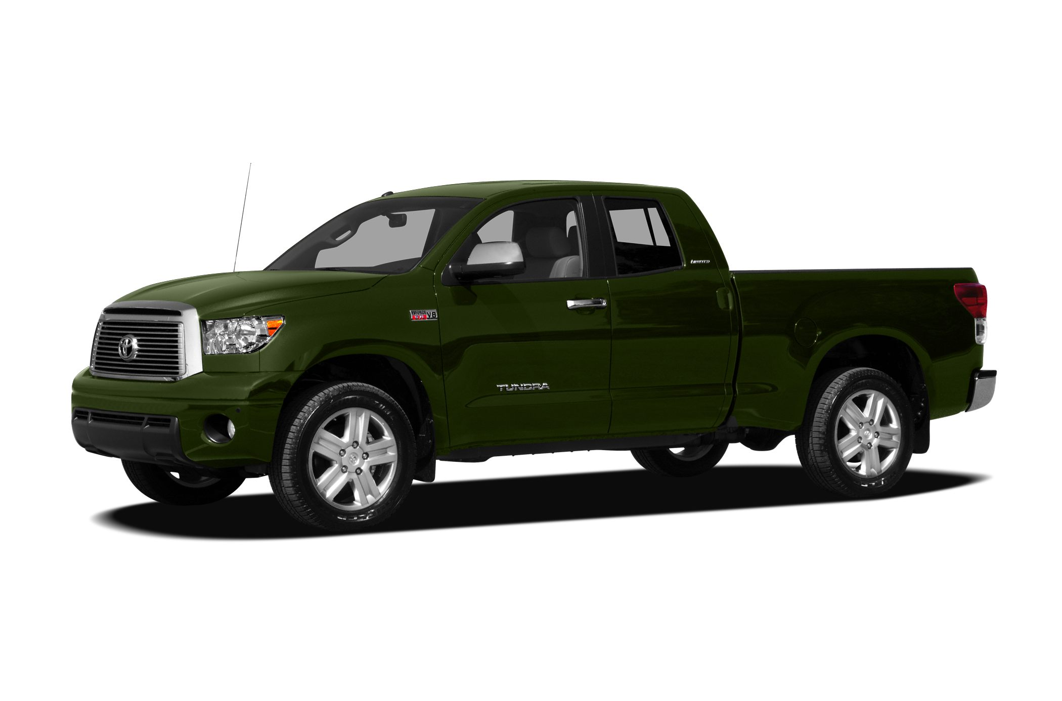2010 Toyota Tundra Grade This 2010 Toyota Tundra 4dr Dbl 46L V8 6-Speed Automatic features a 46L