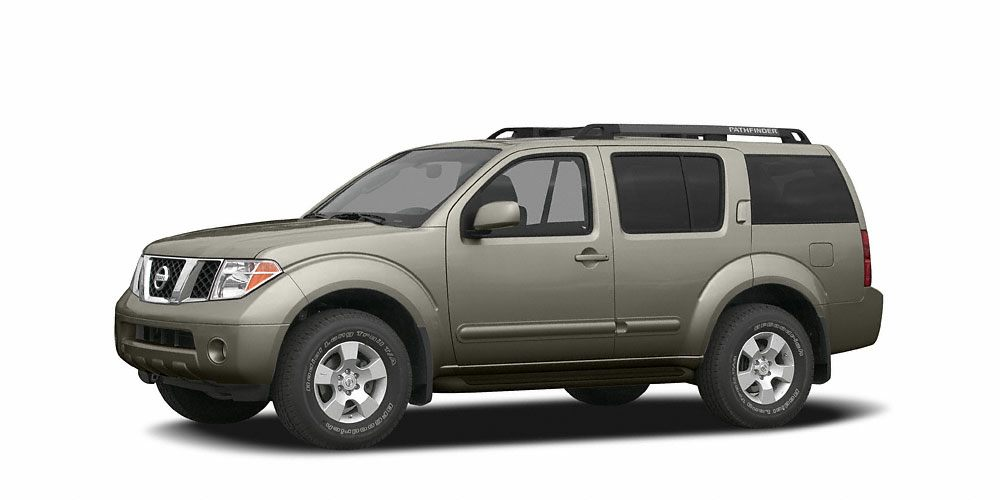 2007 Nissan Pathfinder S This outstanding-looking 2007 Nissan Pathfinder is the rare family vehicl
