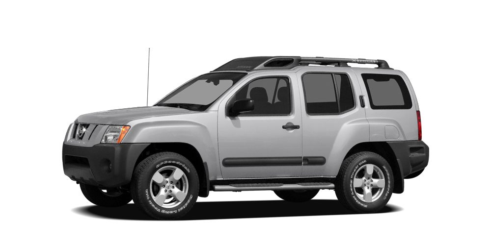 2007 Nissan Xterra  Miles 178123Color Silver Stock 00P1036A VIN 5N1AN08U07C531832