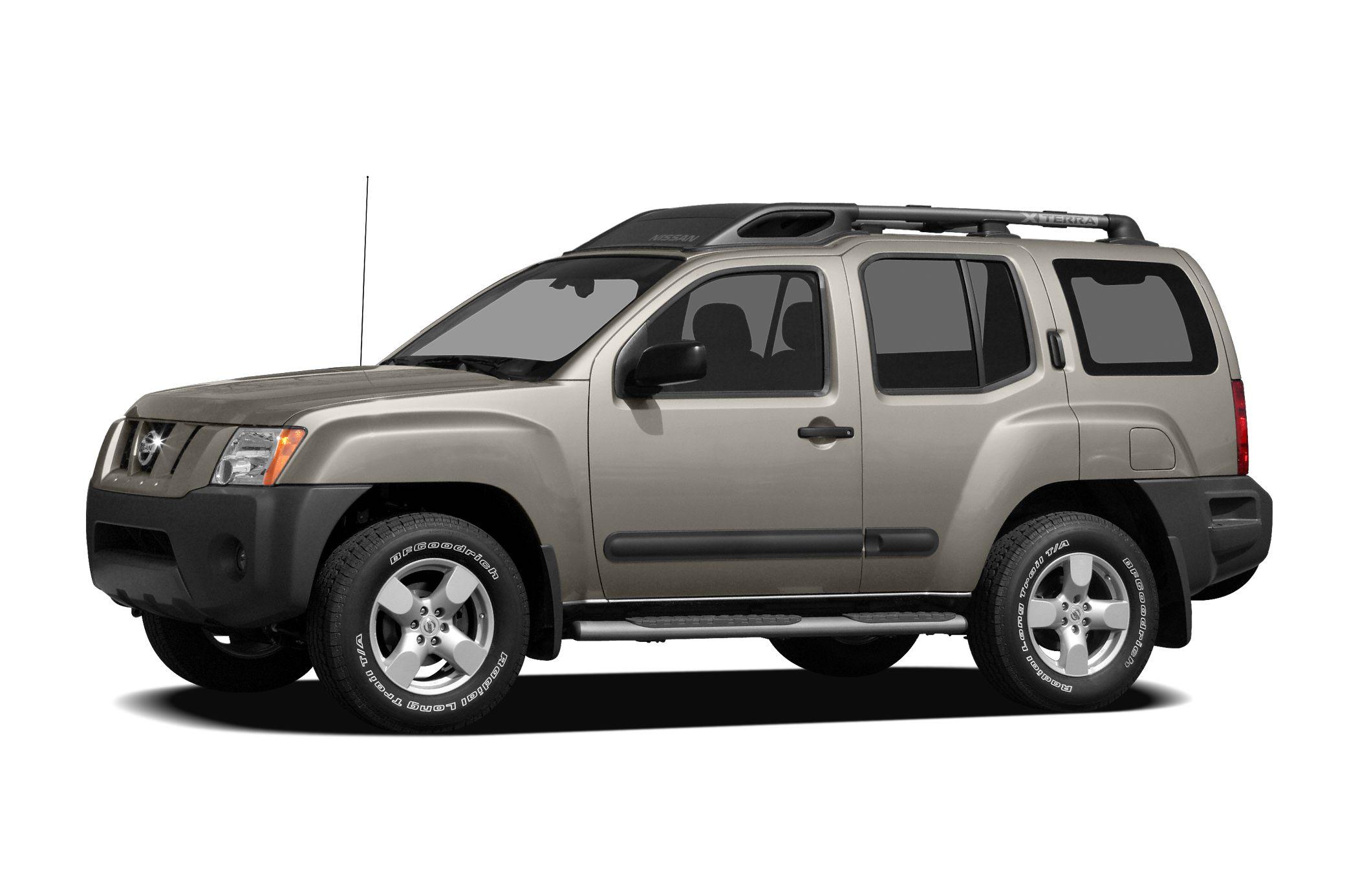 2007 Nissan Xterra  Miles 93310Color Gray Stock 16627 VIN 5N1AN08W17C514281