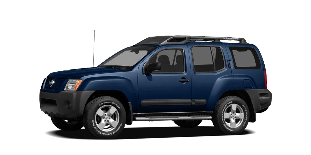 2007 Nissan Xterra X Miles 165804Color Midnight Blue Stock 7C542761 VIN 5N1AN08U37C542761