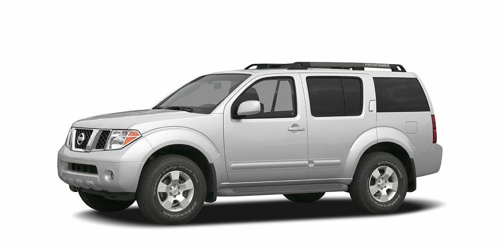 2007 Nissan Pathfinder S  COME SEE THE DIFFERENCE AT TAJ AUTO MALL WE SELL OUR VEHICLES A