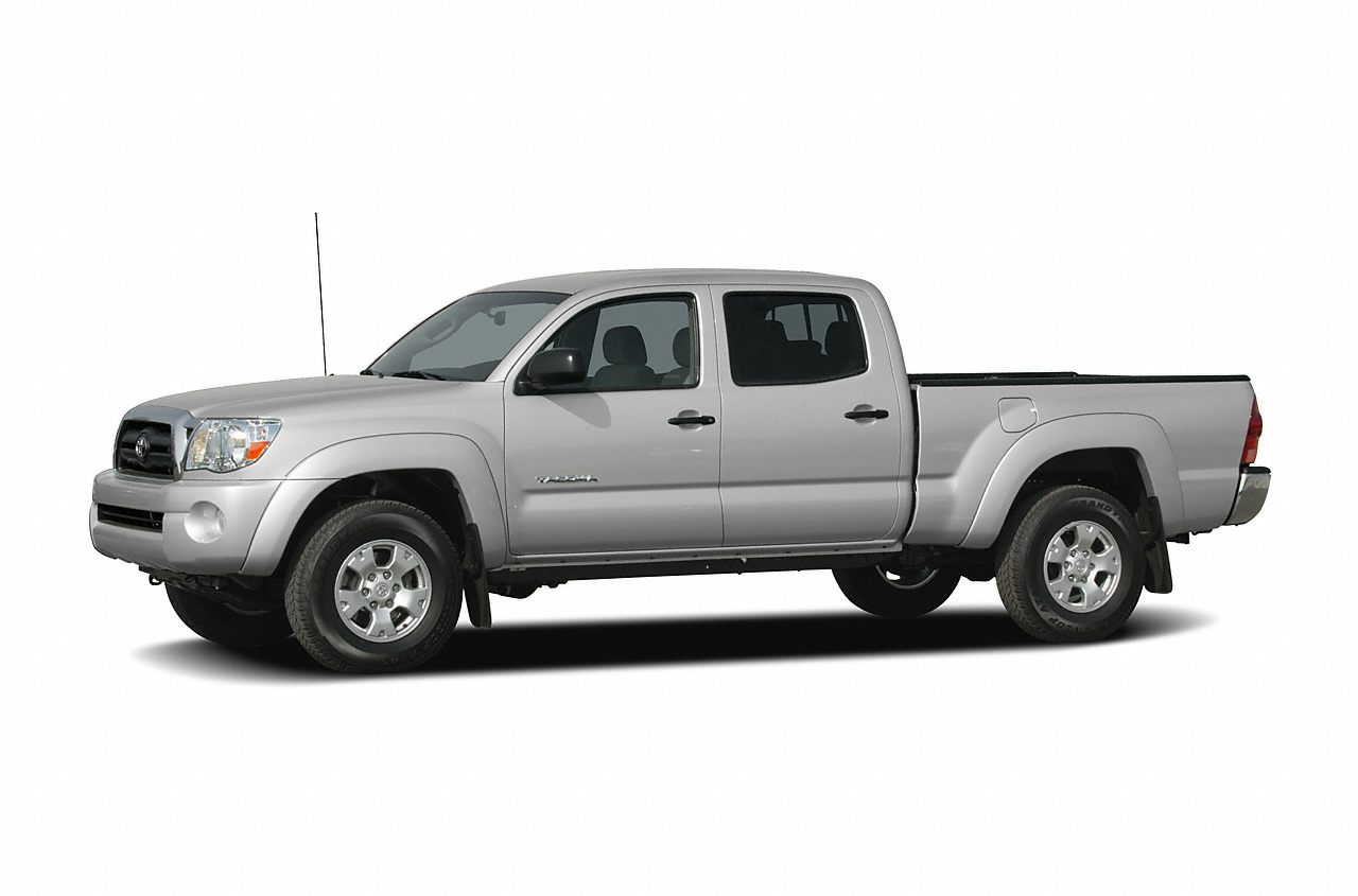 2007 Toyota Tacoma PreRunner Snag a bargain on this 2007 Toyota Tacoma PreRunner before someone el