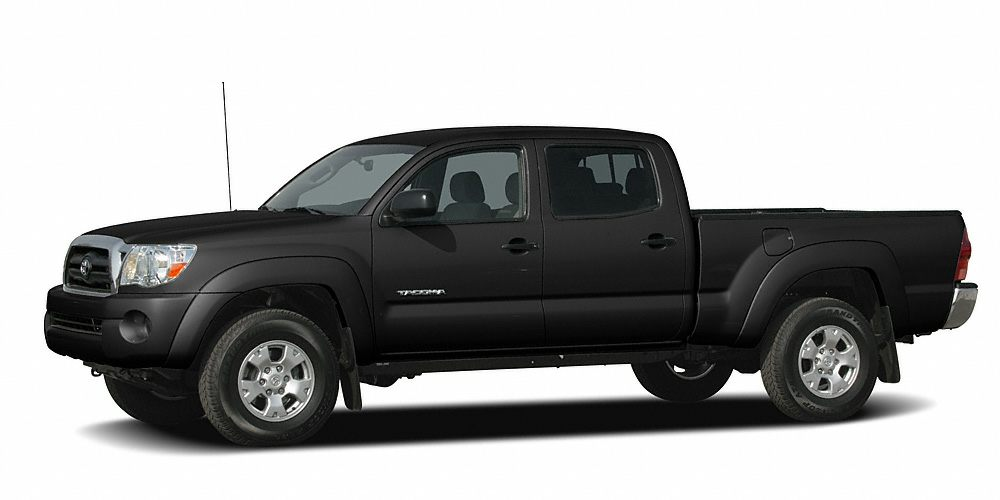 2007 Toyota Tacoma Base Miles 109534Color Black Stock 6271030A VIN 5TELU42N07Z344360