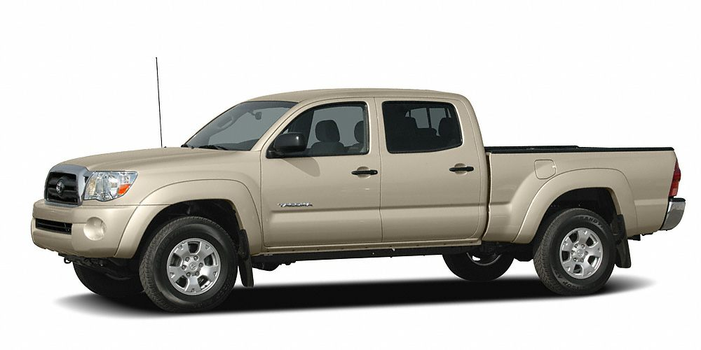 2007 Toyota Tacoma Base Tacoma trim Excellent Condition ONLY 71513 Miles FUEL EFFICIENT 21 MPG