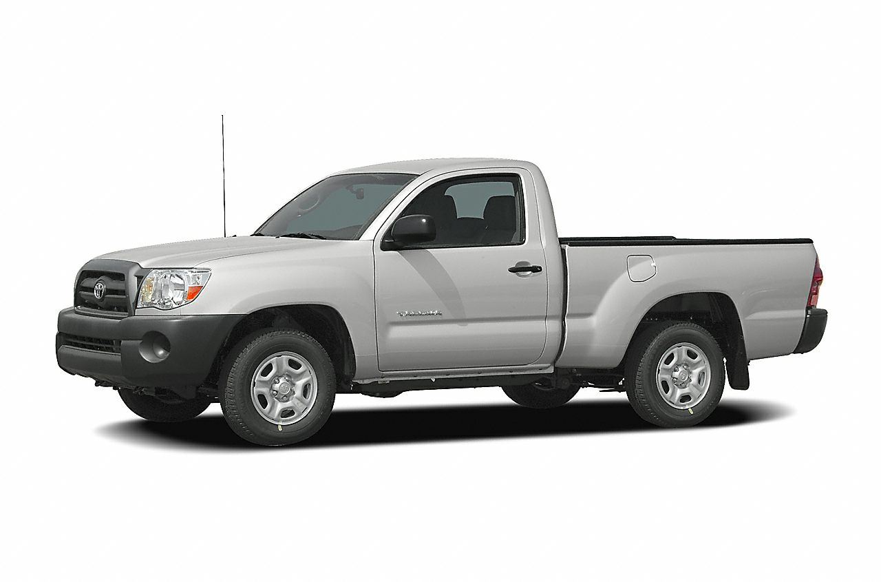 2007 Toyota Tacoma Base Miles 173620Color White Stock 8442 VIN 5TEPX42N47Z394557
