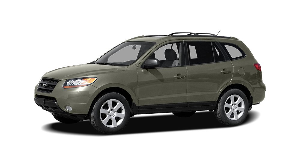 2009 Hyundai Santa Fe GLS This is the vehicle for you if youre looking to get great gas mileage on