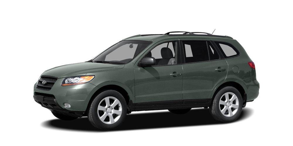 2009 Hyundai Santa Fe Limited Miles 89733Color Platinum Sage Metallic Stock TR16315A VIN 5NM
