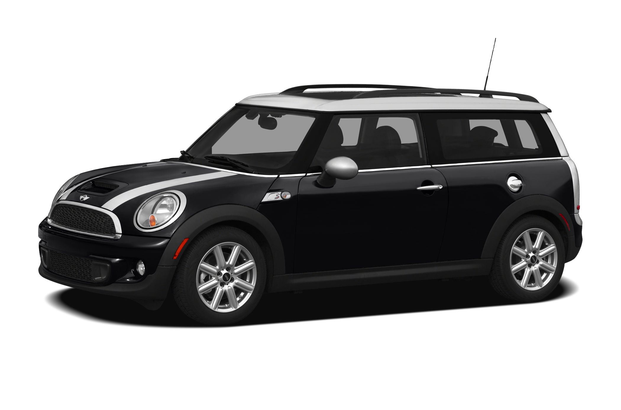2011 MINI Cooper S Clubman Miles 99750Color White Stock 10506U VIN WMWZG3C57BTY36396