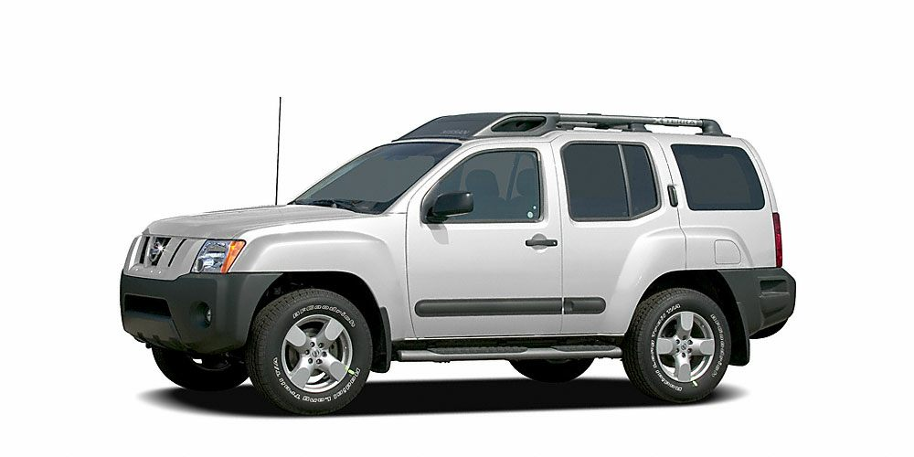 2005 Nissan Xterra S Other features include Air conditioning 265 hp horsepower 40 L liter V6 D