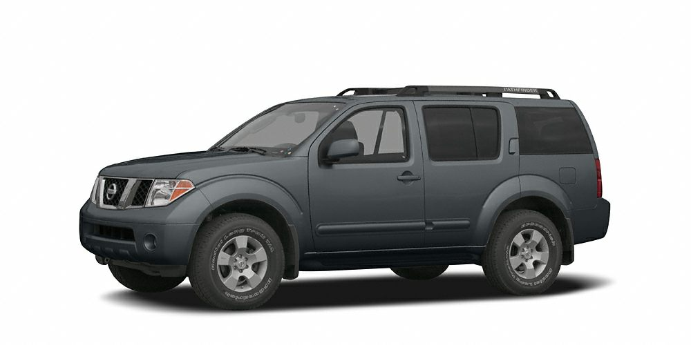2005 Nissan Pathfinder LE Miles 135001Color Storm Gray Metallic Stock 8247