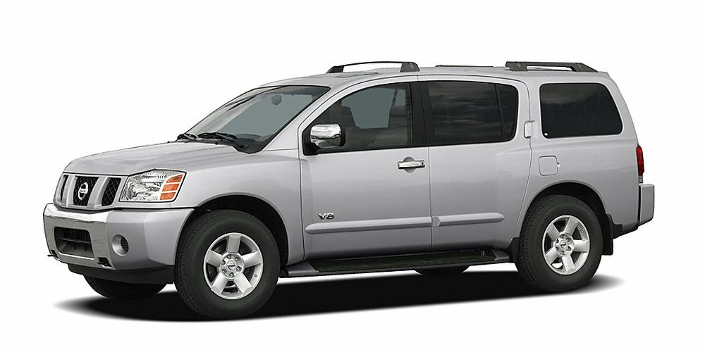 2005 Nissan Armada SE we have a no haggle no hassle policy here Browse our lot With Over 100 veh