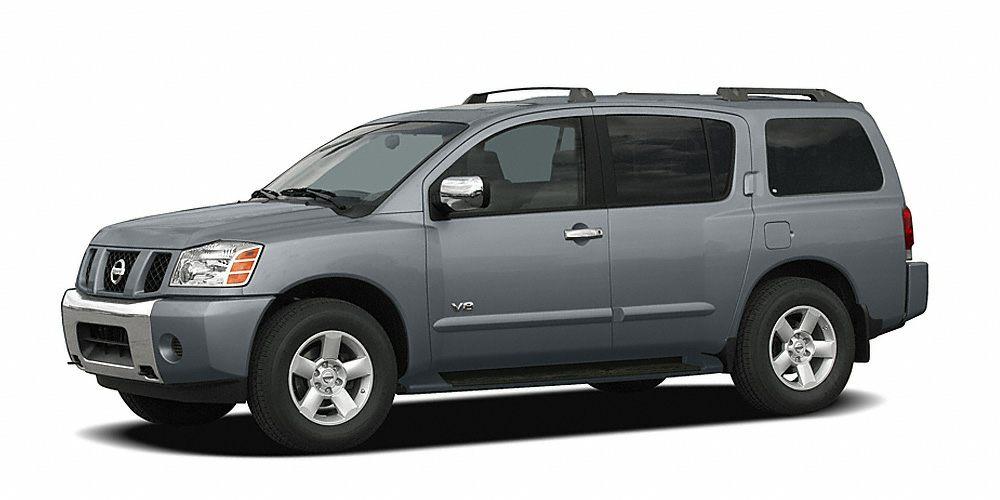 2005 Nissan Armada  Miles 138594Color Gray Stock 4732P VIN 5N1AA08B25N733793