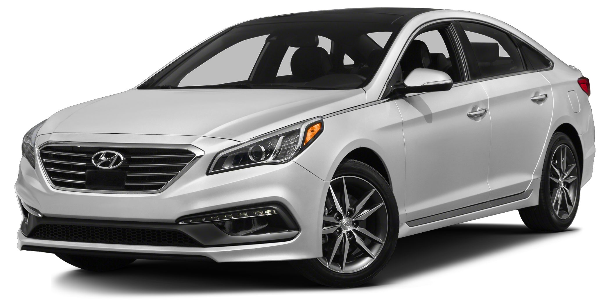2015 Hyundai Sonata Limited Navigation System w 8-inch Touchscreen Display Rearview Camera Panor