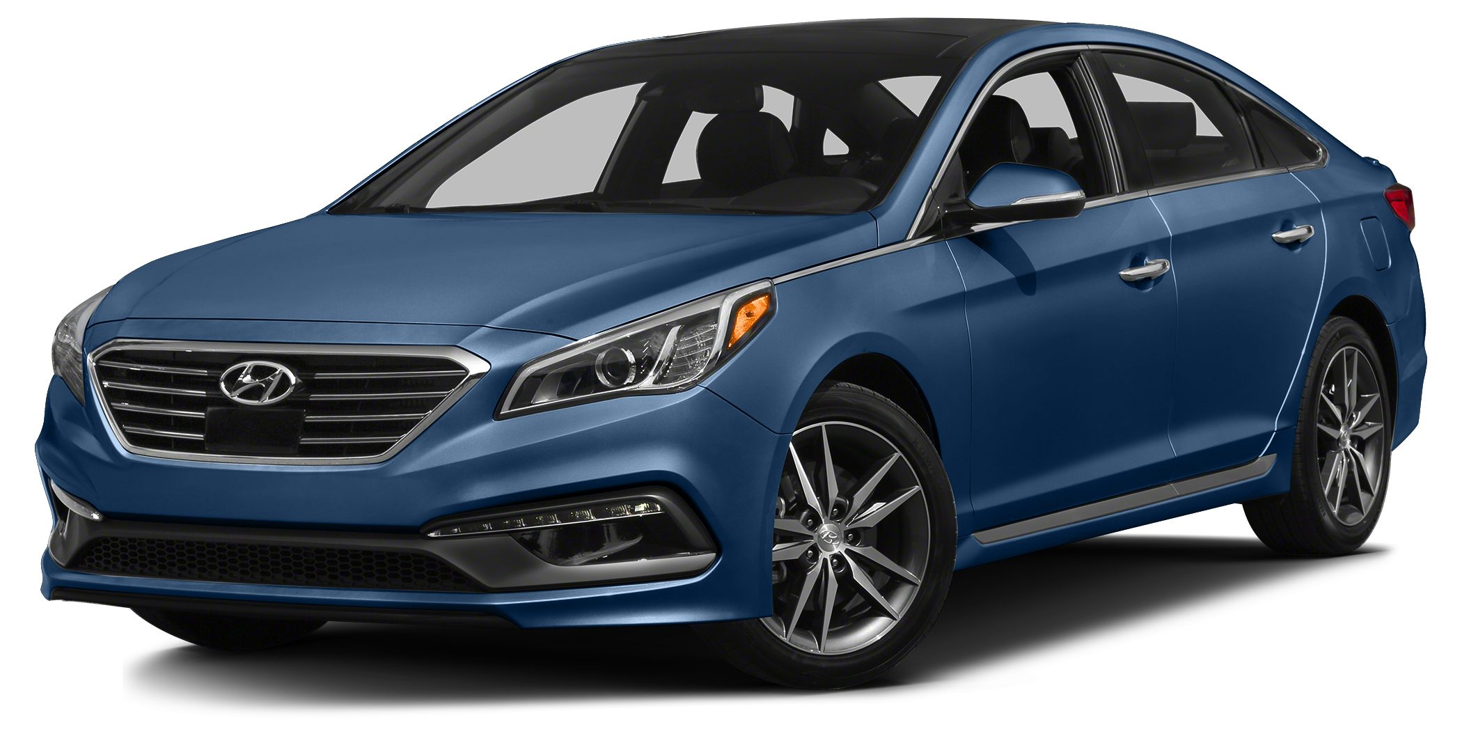 2015 Hyundai Sonata SE 2015 Hyundai Sonata SE in Nouveau Blue Bluetooth for Phone and Audio Strea
