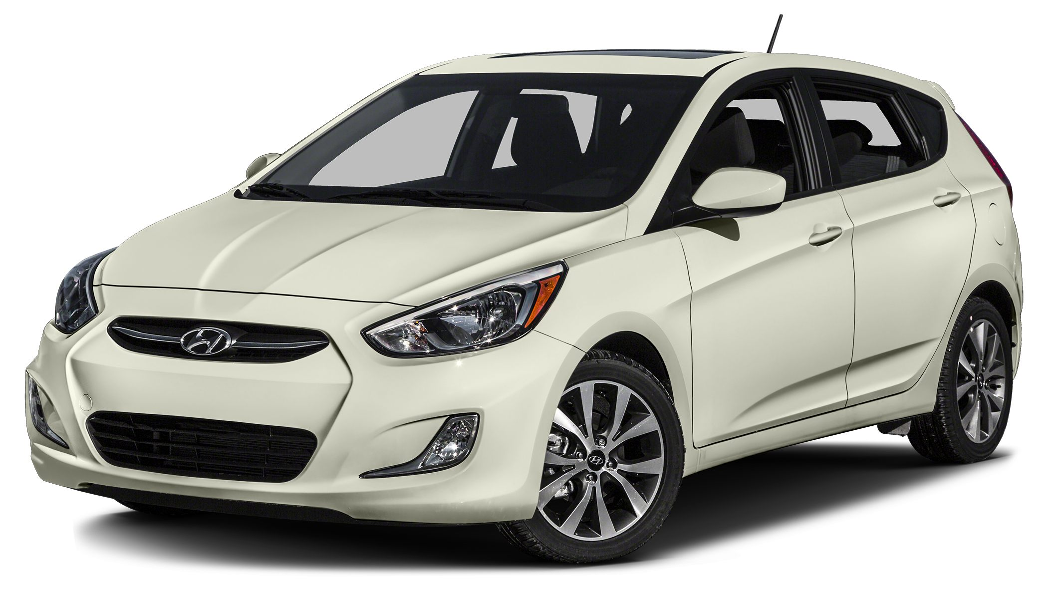 2015 Hyundai Accent GS The Hyundai Accent is an entry-level car that doesnt feel like one look l