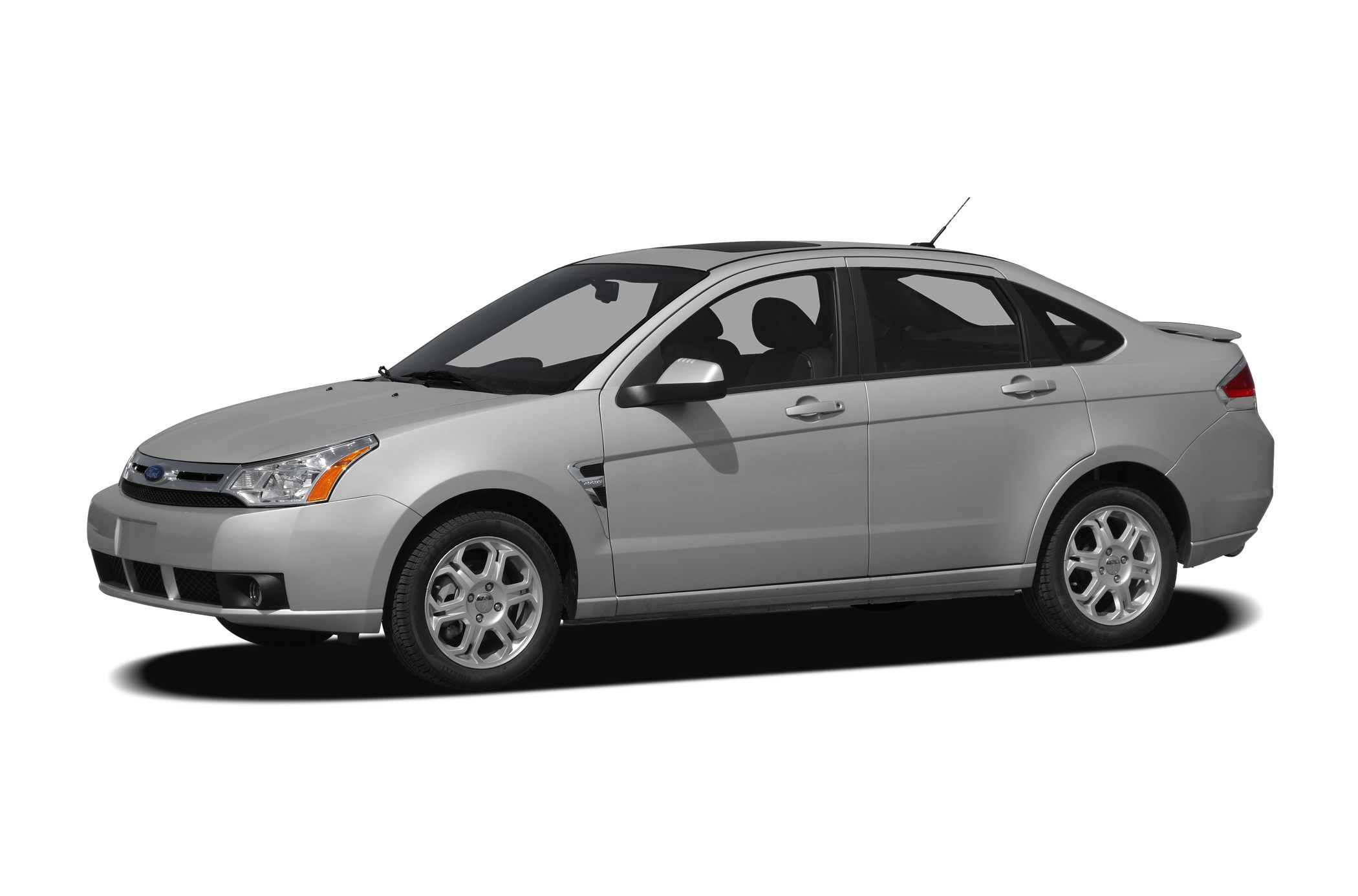 2009 Ford Focus SES Miles 54559Color Gray Stock T24911A VIN 1FAHP36N09W237025