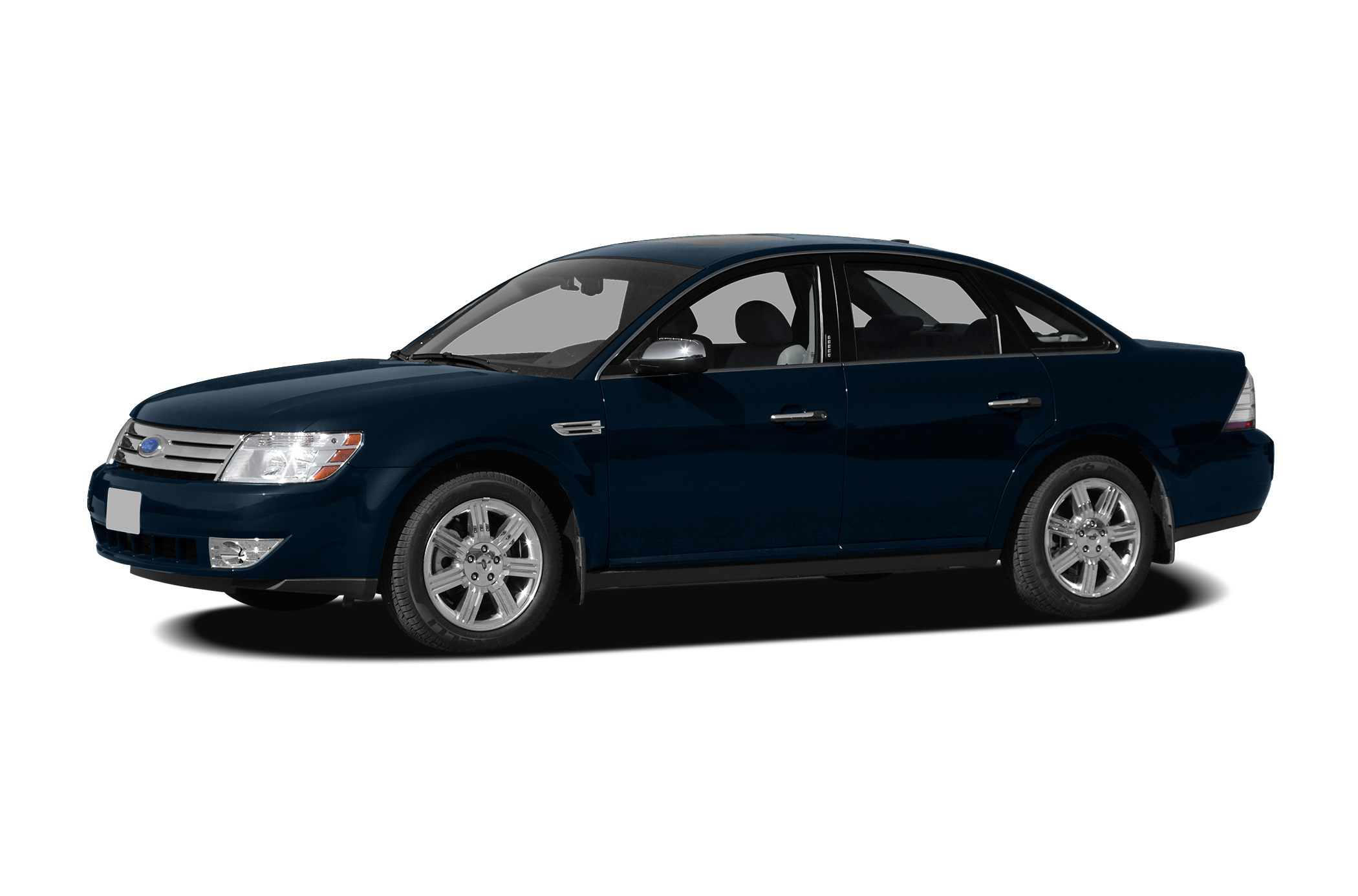 2009 Ford Taurus SEL 5 Star Driver Front Crash Rating 12000 Mile Warranty SEL trim Consumer Gui