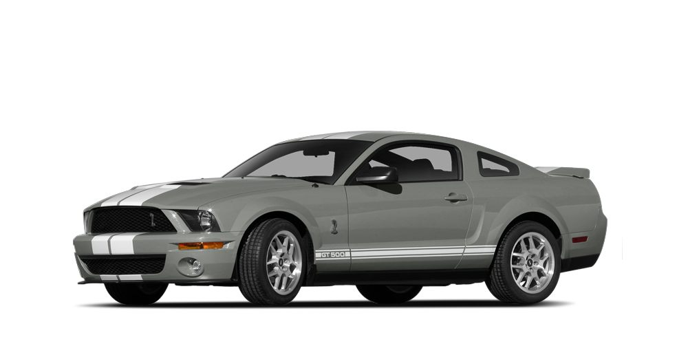 2009 Ford Mustang Shelby GT500 54L V8 DOHC Supercharged 6 speed manual Pony Power There are us