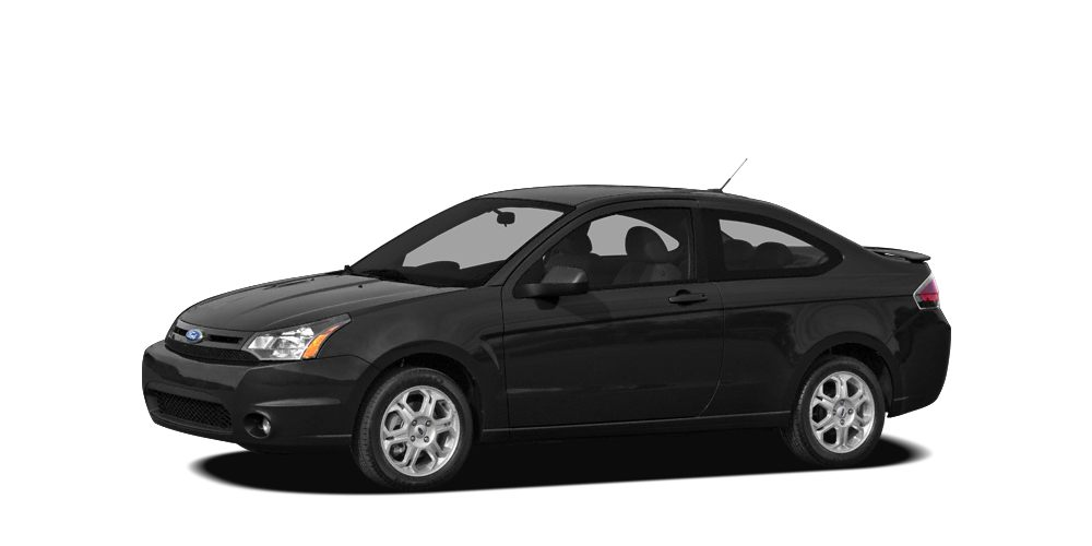 2009 Ford Focus SE SE trim EPA 35 MPG Hwy24 MPG City CARFAX 1-Owner GREAT MILES 20013 iPodM