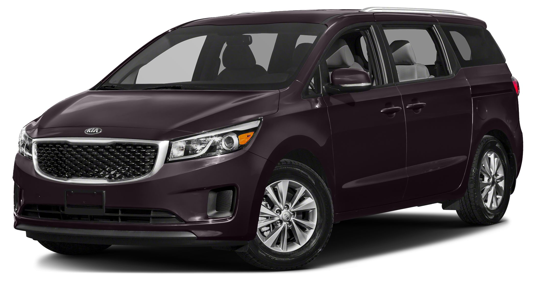 2016 Kia Sedona LX Miles 7Color Red Stock R2986 VIN KNDMB5C14G6114474