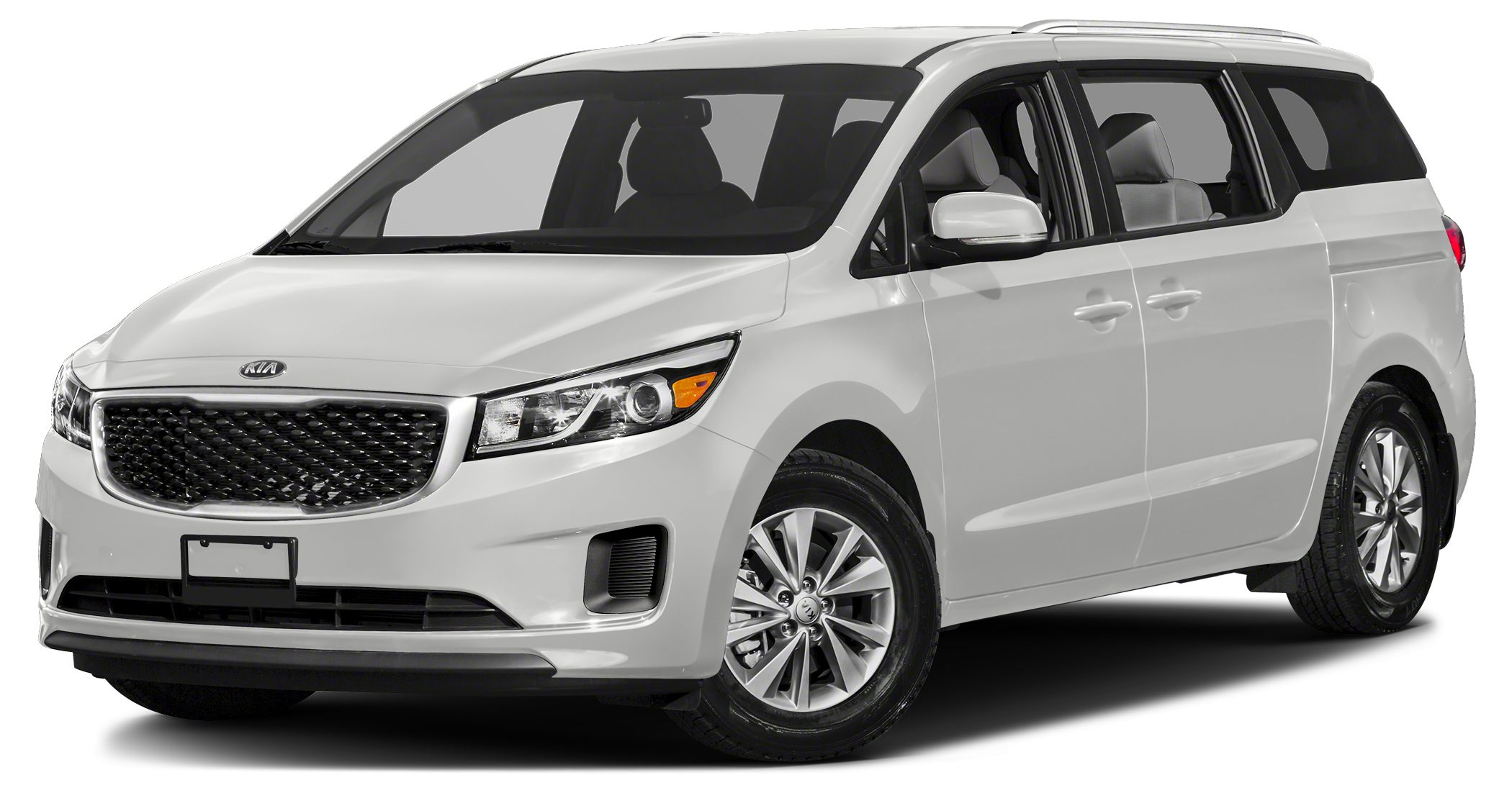 2016 Kia Sedona LX Miles 13Color Clear White Stock R2999 VIN KNDMB5C13G6116149