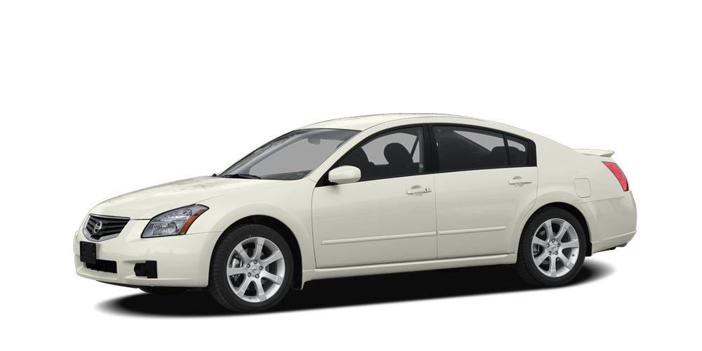 2006 Nissan Maxima 35 SL Miles 158739Color Winter Frost Pearl Stock UC2089A VIN 1N4BA41E56C