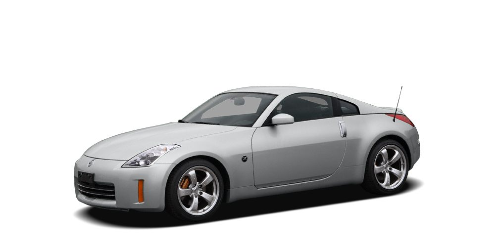 2006 Nissan 350Z Base You cant go wrong with this Silver Alloy Metallic 2006 Nissan 350Z  It com