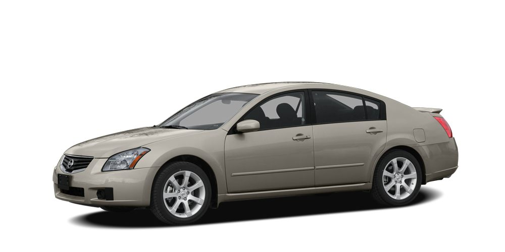 2006 Nissan Maxima  Less than 76k Miles Wont last long This awesome 2006 Nissan Maxima 35 is j