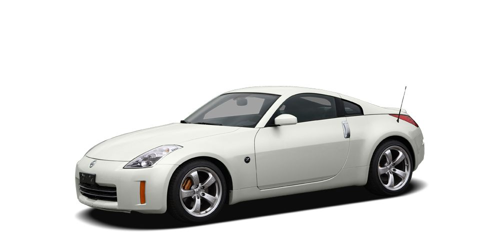 2006 Nissan 350Z Touring Miles 120897Color Pikes Peak White Pearl Stock TM310073 VIN JN1AZ34