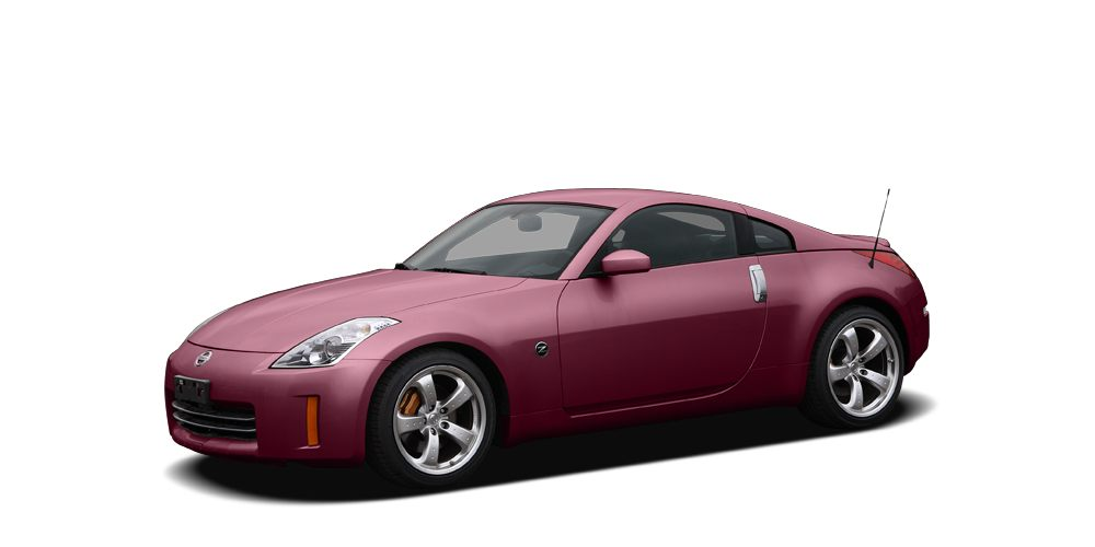 2006 Nissan 350Z Touring Snatch a deal on this 2006 Nissan 350Z 350Z before its too late Comfort