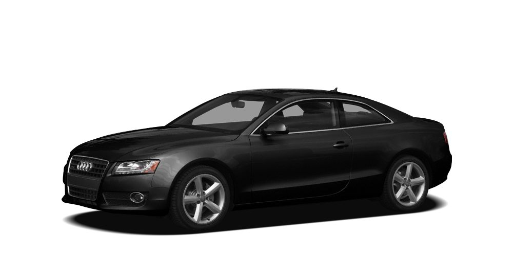 2010 Audi A5 20T quattro Premium Miles 78259Color Brilliant Black Stock 0