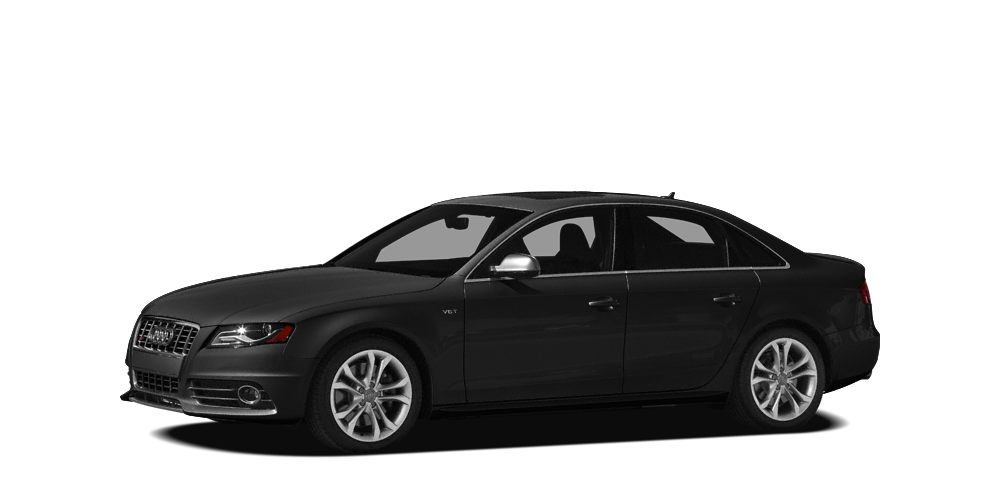 2010 Audi S4 30 quattro Premium Plus What are you waiting for Best color How stimulating is th