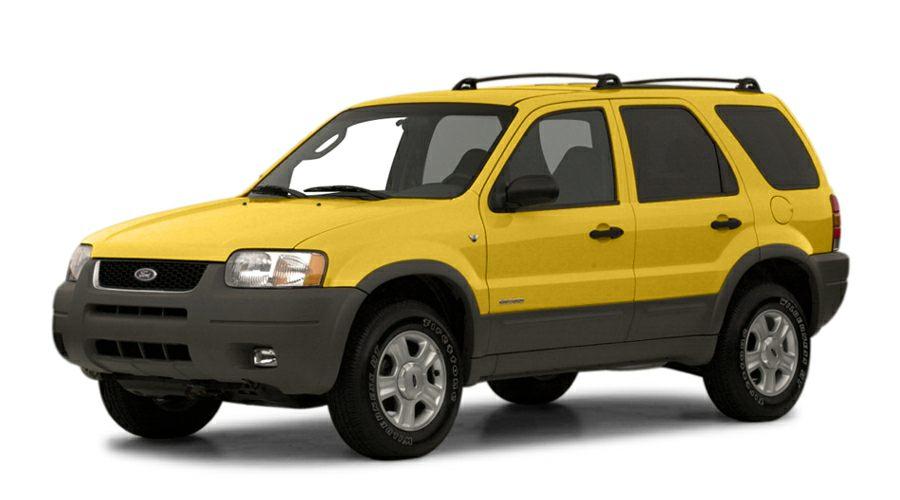 2001 Ford Escape XLS Miles 144691Stock N4974C VIN 1FMUU01B31KE78629